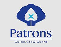 Patrons Logo Concept