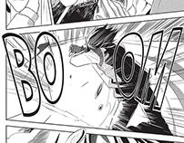 Manga Lettering