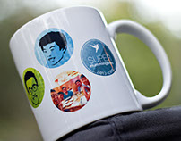 Friend Mugs