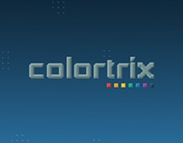 Colortrix - puzzle game UI
