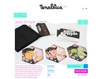 Tena Letica Online Shop