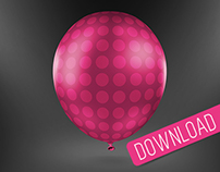 Balloon Mock-up Scene Creator