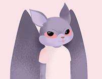 Bad Bat animation