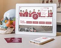 Praxis Titscher | Markenentwicklung