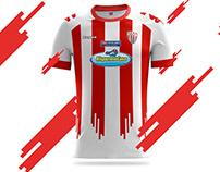 A.S.D. Barletta 1922 - Official Kits 2018-19