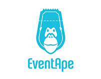 EventApe Brand and webdesign
