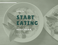 Robert J Winn | How to Start Eating Healthier