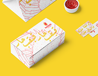 HotQbQb Seafood Branding