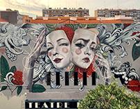 Teatre Flumen Valencia, Spain