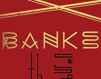 Gig Poster - BANKS