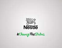 Change the Status | Nestlé #EducateTheGirlChild