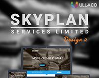 Skyplan Services Limited. Design Prototype 2