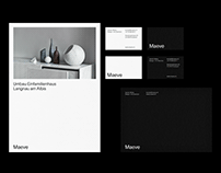 Maeve Visual Identity