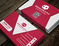 Free Corporate Business Card Design