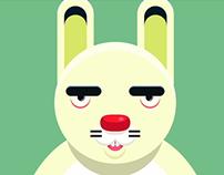 Bunny Selfie