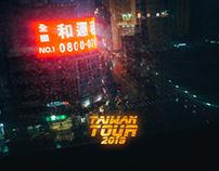 Taiwan Tour 2019