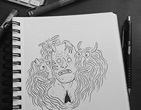 Instagram Sketchbook