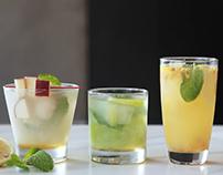 Mixed Icy Juice