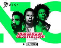 REDD'S - INDIGENOUS REDEFINITION