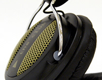 Bershka Headphones
