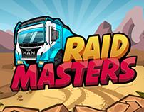 RAID Masters Videogame