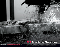 Manufacturing/Machine Services Brochure