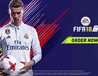 EA FIFA 18 — Marketing/Branding Toolkit