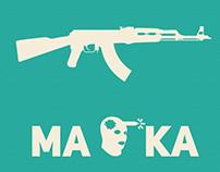 Counter Strike Minimal Posters