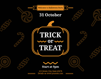 Trick Or Treat | Modern and Creative Templates Suite