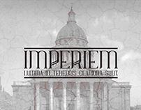 IMPERIEM | Classic Typeface
