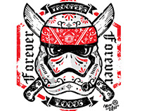 Chicano Trooper