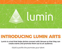 Lumin Promotional One-Pagers