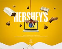Hershey's Social Media
