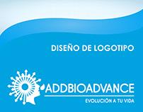 Diseño de logotipo | ADDBIOADVANCE