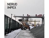 Brochure design for Nerud Impex