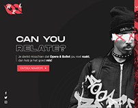 'RELATE' FOR OPERA BALLET VLAANDEREN