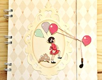 Album Scrapbooking: Belle & Boo Collection
