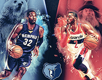 NBA graphics - Vol. 3