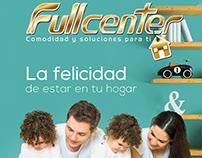 Catálogo Fullcenter C. 04-05 2018 La felicidad de estar