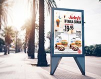 Arby's® | '17 Ramadan Campaign