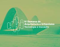 IV Semana de Arquitetura e Urbanismo