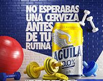 Aguila - #INESPERADA