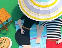 Isobel Barber | Ilustration