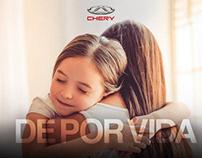CHERY - DE POR VIDA