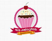Mis Antojitos - Logo