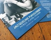 Jacqueline Piatigorsky: Patron, Player, Pioneer