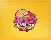 Bombay Vada Pav | Logo Design