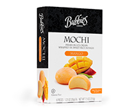 Bubbies Mochi Ice Cream