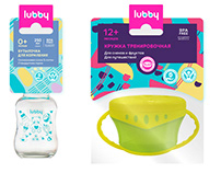 Lubby Branding and Packaging / Фирменный стиль Lubby