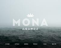 MONA web Design